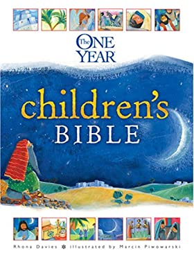 The One Year Children's Bible 9781414314990