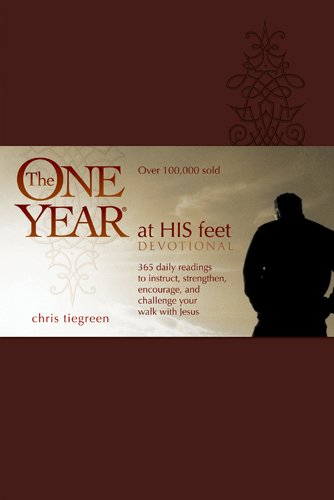 The One Year at His Feet Devotional 9781414311500