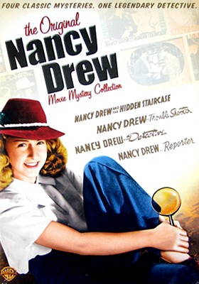 The Original Nancy Drew Mystery Movie Collection 9781419851421