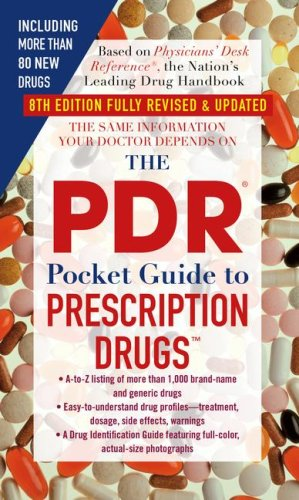 The PDR Pocket Guide to Prescription Drugs 9781416552468