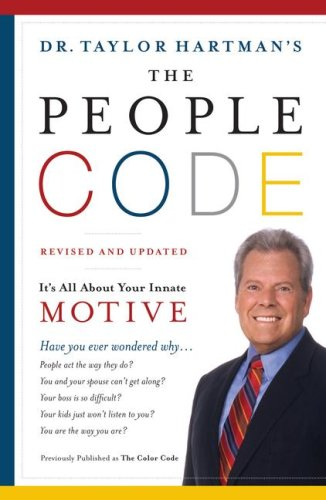 The People Code: It's All about Your Innate Motive 9781416542308