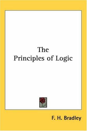 The Principles of Logic 9781417921461