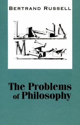 The Problems of Philosophy 9781412812948