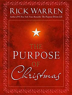 The Purpose of Christmas 9781416559009