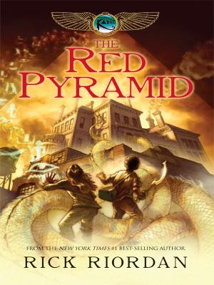 The Red Pyramid 9781410425362