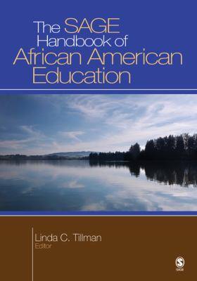 The Sage Handbook of African American Education 9781412937436