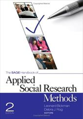 The Sage Handbook of Applied Social Research Methods 6189512
