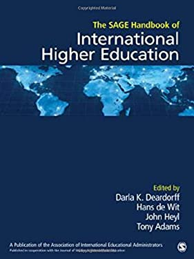 The Sage Handbook of International Higher Education 9781412999212