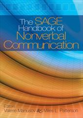 The Sage Handbook of Nonverbal Communication