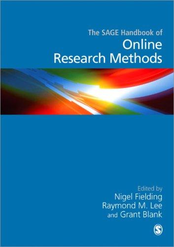 The Sage Handbook of Online Research Methods 9781412922937