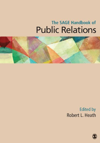 The Sage Handbook of Public Relations 9781412977807
