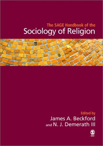 The Sage Handbook of the Sociology of Religion 9781412911955