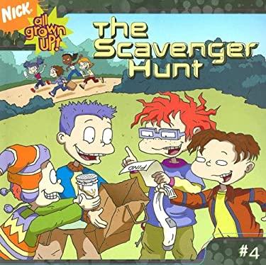 The Scavenger Hunt 9781416907916