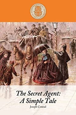 The Secret Agent: A Simple Tale 9781410434838