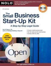 The Small Business Start-Up Kit [With CDROM]