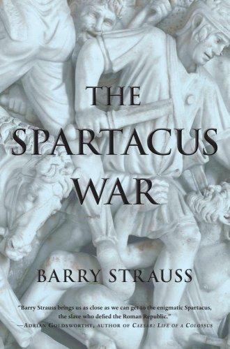 The Spartacus War 9781416532064