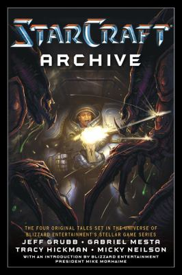 The Starcraft Archive 9781416549291