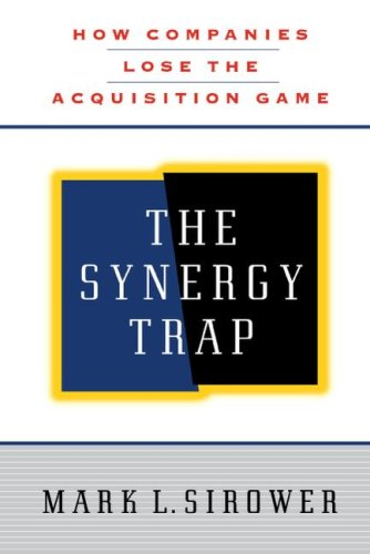 The Synergy Trap 9781416584650
