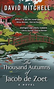 The Thousand Autumns of Jacob de Zoet 9781410433121