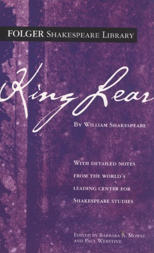 The Tragedy of King Lear 9781417639212