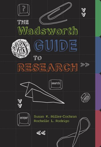 The Wadsworth Guide to Research 9781413030327