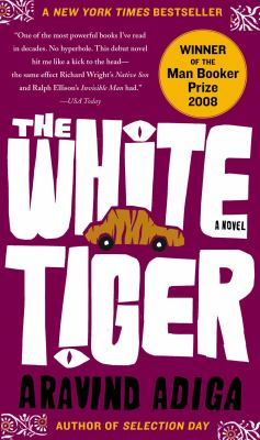 The White Tiger 9781416562603