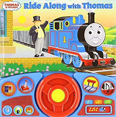 Thomas the Tank Engine Steering Wheel Bk 9781412768115