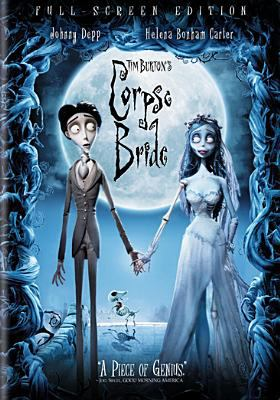 Tim Burton's Corpse Bride 9781419802454