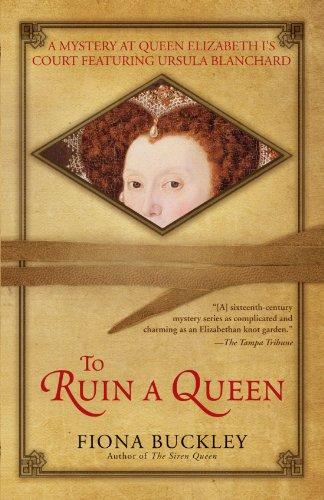 To Ruin a Queen 9781416573531