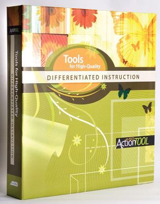Tools for High-Quality Differentiated Instruction: An ASCD Action Tool 9781416605546
