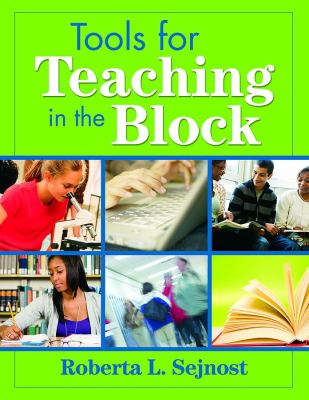 Tools for Teaching in the Block 9781412957137
