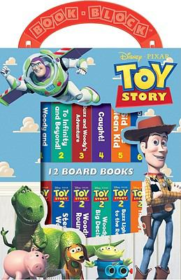 Toy Story Book Block 9781412718820