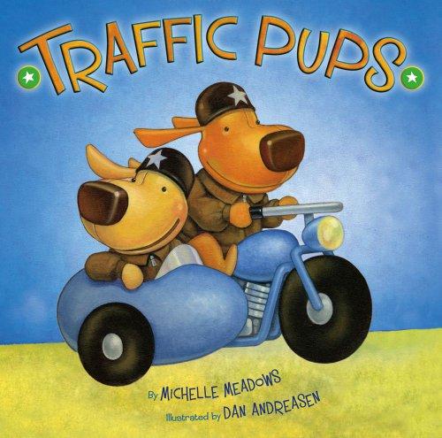 Traffic Pups 9781416924852