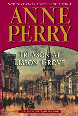 Treason at Lisson Grove 9781410435224