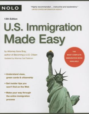 U.S. Immigration Made Easy 9781413306521
