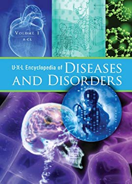 UXL Encyclopedia of Diseases and Disorders 9781414430652