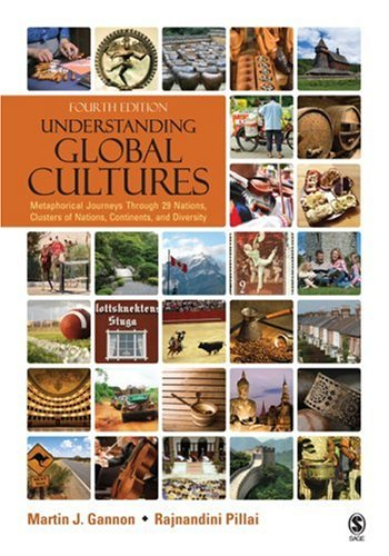 Understanding Global Cultures: Metaphorical Journeys Through 29 Nations, Clusters of Nations, Continents, and Diversity 9781412957892
