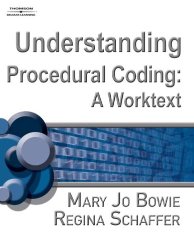 Understanding Procedural Coding: A Worktext [With CDROM] 9781418051846