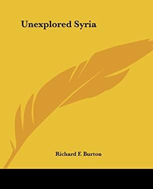 Unexplored Syria 9781419192074