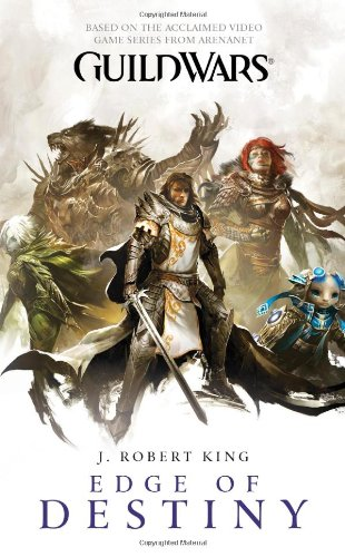 GuildWars: Edge of Destiny 9781416589600