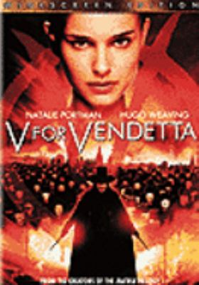 V for Vendetta 9781419817984