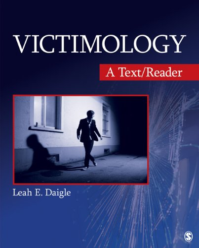Victimology: A Text/Reader 9781412987325