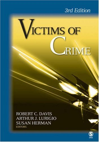 Victims of Crime 9781412936576