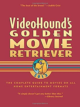 Videohound's Golden Movie Retriever 2013 9781414481241