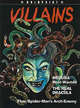 Steck-Vaughn Boldprint: Student Edition Grade 5 Villians 9781419023897