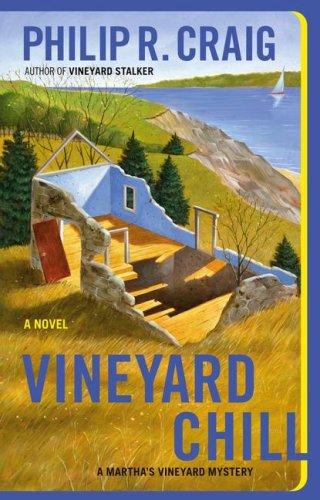 Vineyard Chill: A Martha's Vineyard Mystery 9781416535584