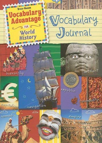 Vocabulary Journal 9781419019319