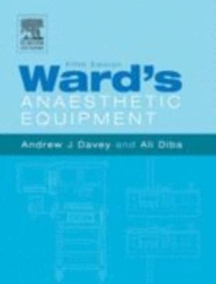Ward's Anaesthetic Equipment 9781416025580