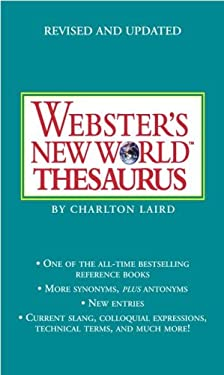 Webster's New World Thesaurus 9781416533283
