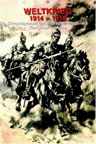 Weltkrieg 1914-1918 9781412020480